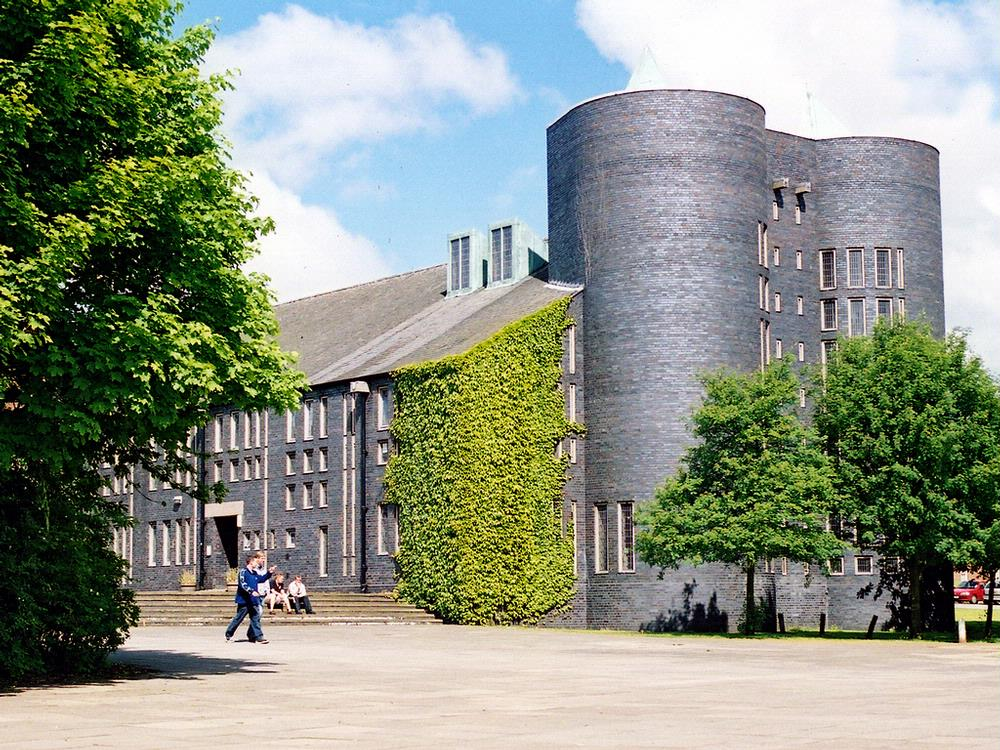 Image result for keele university chapel