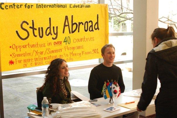 Study Abroad - Loyola Marymount University