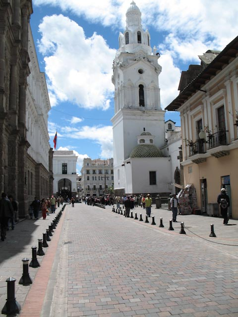 Downtown Quito #1