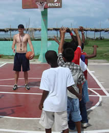 Ignacio Volunteers- Belize