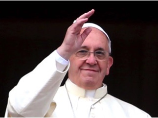 Pope Francis (cropped)